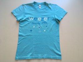 American Apparel Camiseta estampada multicolor Algodón