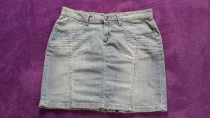 Cecilia Classics Jupe en jeans bleuet