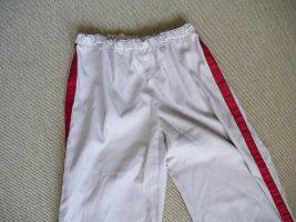 Venice beach Pantalone da ginnastica oro-rosso Tessuto misto