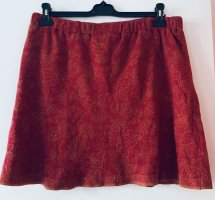 Himalaya Knitted Skirt multicolored cotton