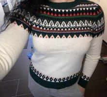 Weihnachlicher Pullover