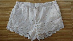 Weiß Shorts