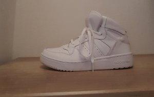 Adidas High Top Sneaker white