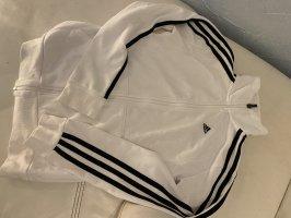Adidas Chaleco deportivo blanco-negro