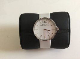 Marc by Marc Jacobs Orologio analogico bianco-argento