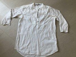 Cubus Long Sleeve Blouse white cotton