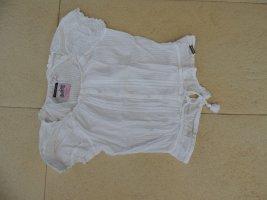 weiße Bluse Superdry