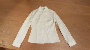 Weiße Bluse von René Lezard