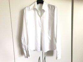 Weiße Bluse von van Laack Modell Eos
