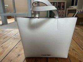 Weiße Calvin Klein Handtasche