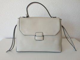 Weiße Handtasche (Buffalo)