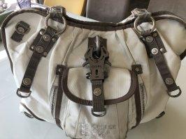 Weiße Handtasche von GG&L