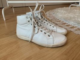 Bikkembergs High top sneaker wit