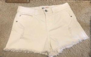 Clockhouse 7/8 Length Jeans white