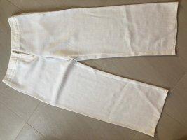 Marks & Spencer Pantalón de lino blanco Lino