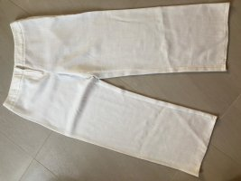 Marks & Spencer Pantalone di lino bianco Lino
