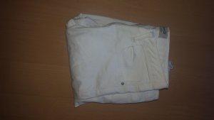 Weiße lowwaist jeans