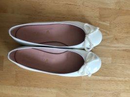 weisse Pretty Ballerinas Gr.39