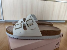 New Look Roman Sandals white
