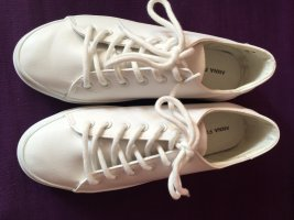 Anna Field Lace-Up Sneaker white