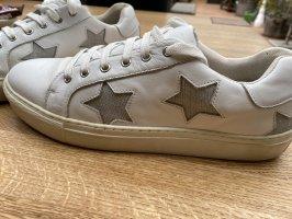 Weiße Sneaker von Cox Gr.41