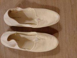 Anna Field Mocassins blanc
