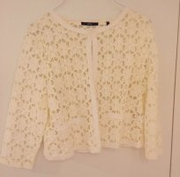 Zero Knitted Bolero cream