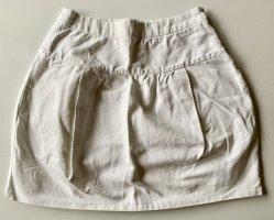Comptoir des Cotonniers Balonowa spódniczka biały
