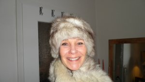 Fur Hat white-light grey pelt