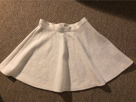 Abercrombie & Fitch Lace Skirt white