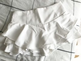 Zara Woman Skorts blanco