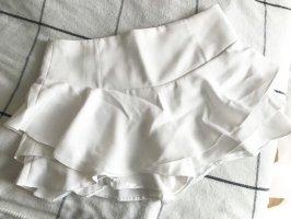 Zara Woman Skorts white