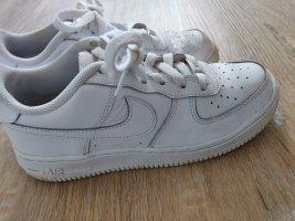 weißer Sneaker von Nike, Air force in 37.5, trend wue Copenhagen