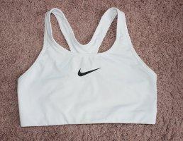 • Weißer Sport BH von Nike