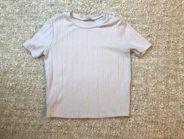 Weißes Basic T-shirt Zara Gr.S