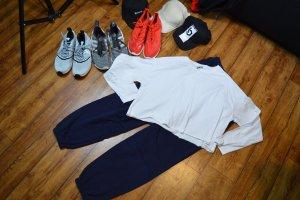 Weisses Cropped Langarm Shirt ASOS Gr. 38