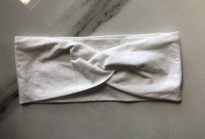 Handmade Nastro per capelli bianco