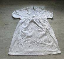 Asos Sukienka z krótkim rękawem biały