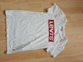 Weißes Levis T-Shirt Gr. XXS