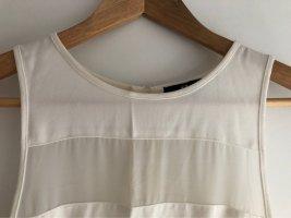 H&M Robe Babydoll blanc