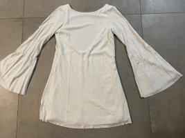 Weißes Strandkleid Zara