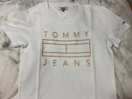 weißes Tommy T-Shirt