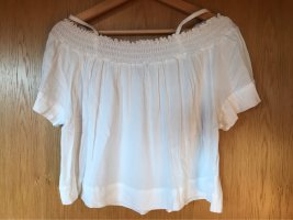 anna & ella Cropped top wit Viscose