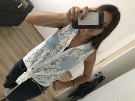 Tally Weijl Shirt wit-azuur
