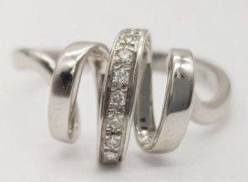 Anello d'oro argento