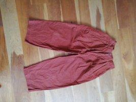 Vintage Pantalone culotte ruggine