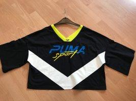 Puma Cropped Shirt multicolored