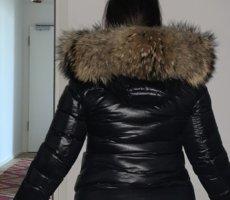 We Love Furs Winter Jacket multicolored