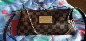 Weltweit ausverkaufte Louis Vuitton Eva Tasche
