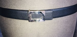 van Laack Reversible Belt white-black leather